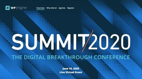 Sommet du moteur WP/2020