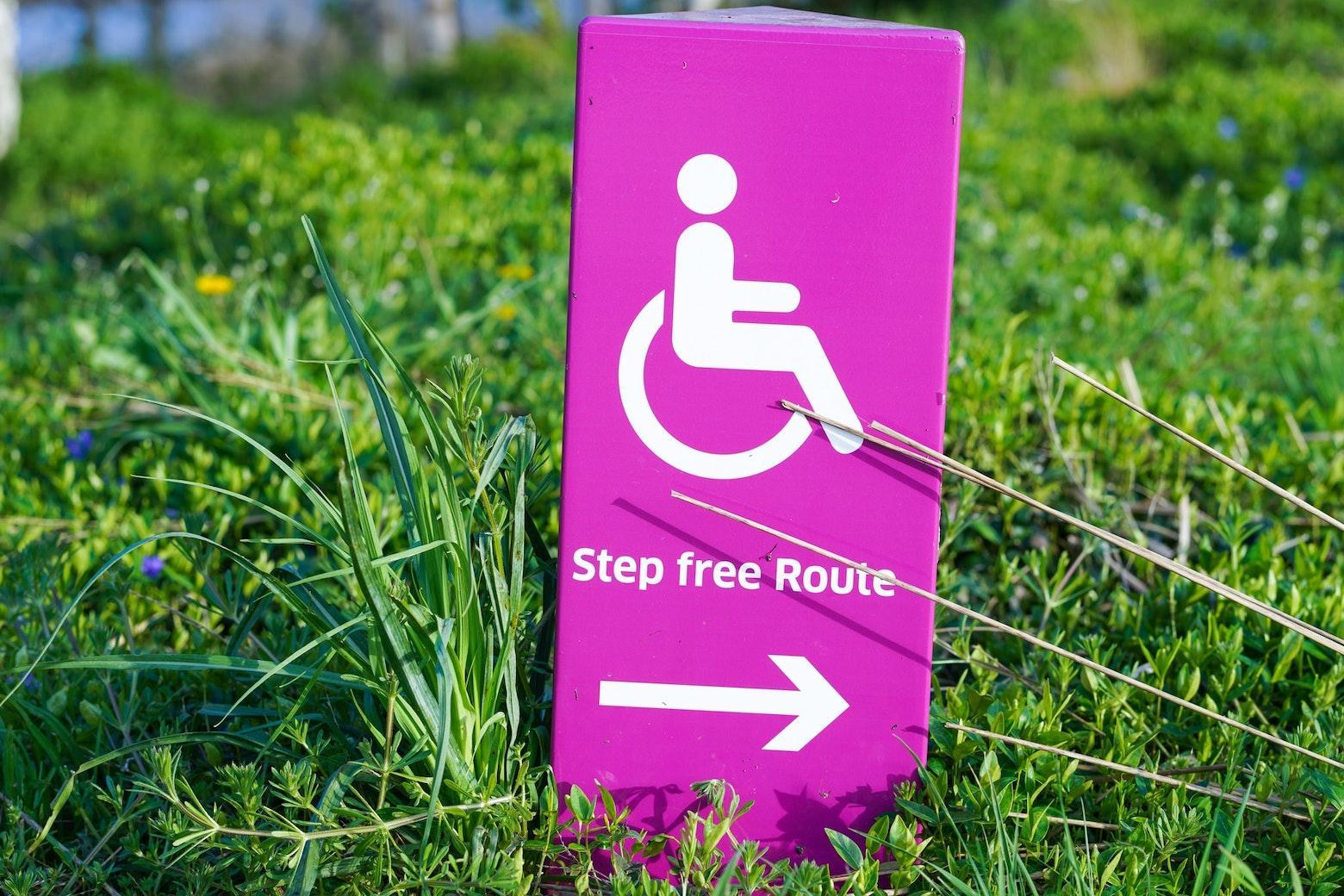 La conception accessible se concentre sur les personnes handicapées