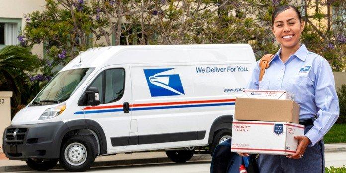 Prestation des services postaux américains