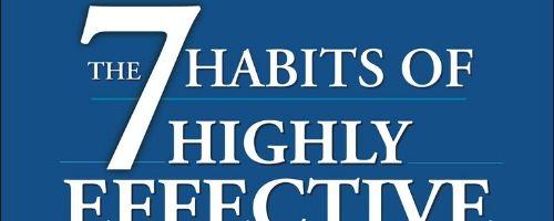 Les 7 habitudes des personnes très efficaces : De puissantes leçons de changement personnel