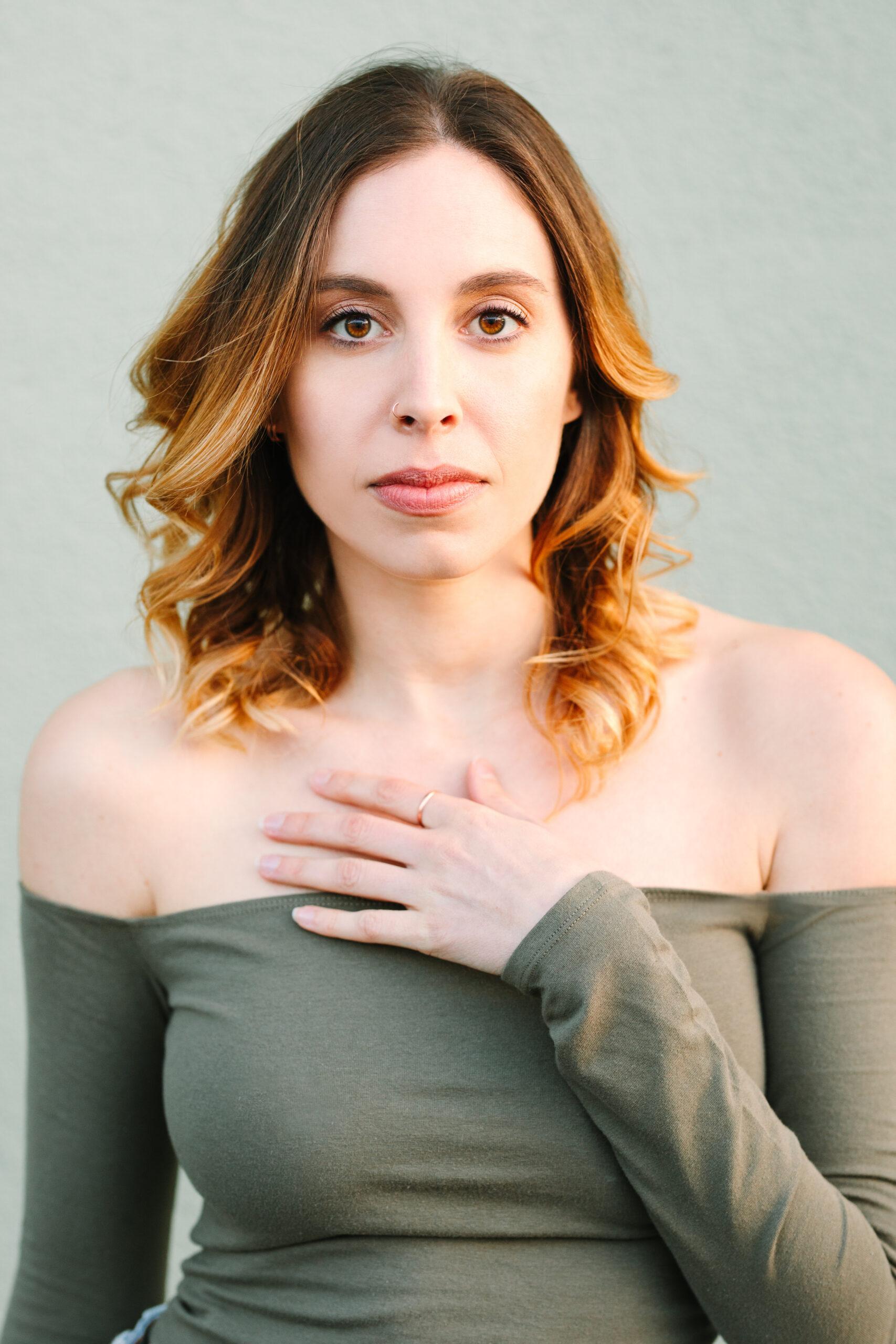 Lara Parker par Mary Costa