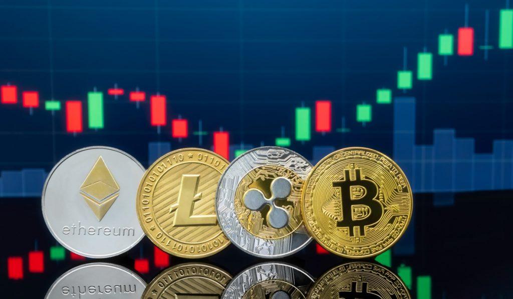 Les cryptos sur le marché financier
