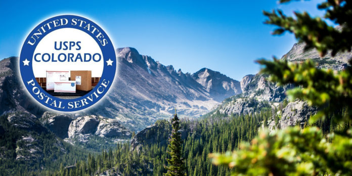 USPS Colorado