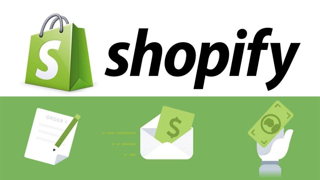 L'utilisation de Shopify