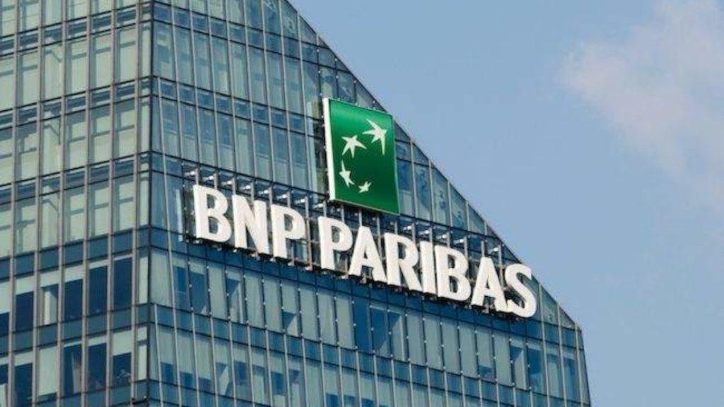 Un siège de BNP Paribas