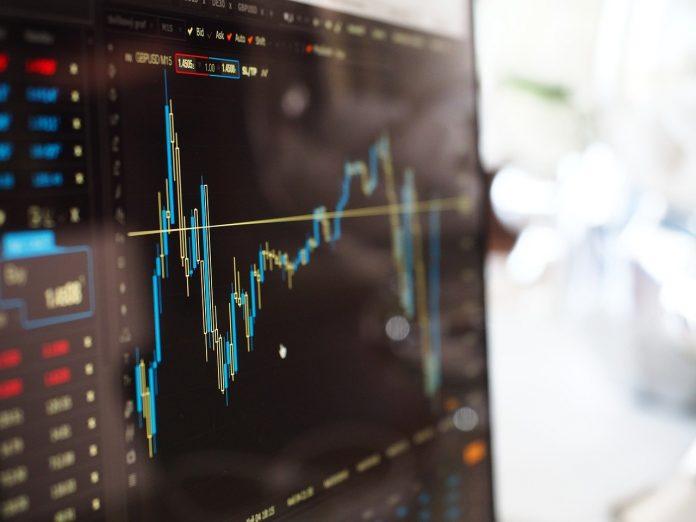 L'interface d'une plateforme de trading