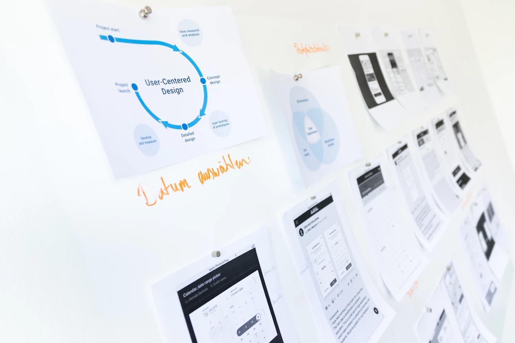Apprendre à créer des filières - s'initier au design UX