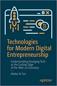 Technologies pour l'entrepreneuriat numérique moderne
