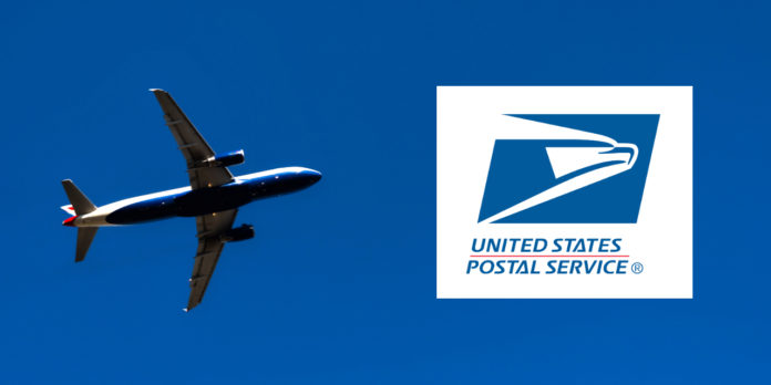 Demande d'indemnisation de l'USPS International Insurance