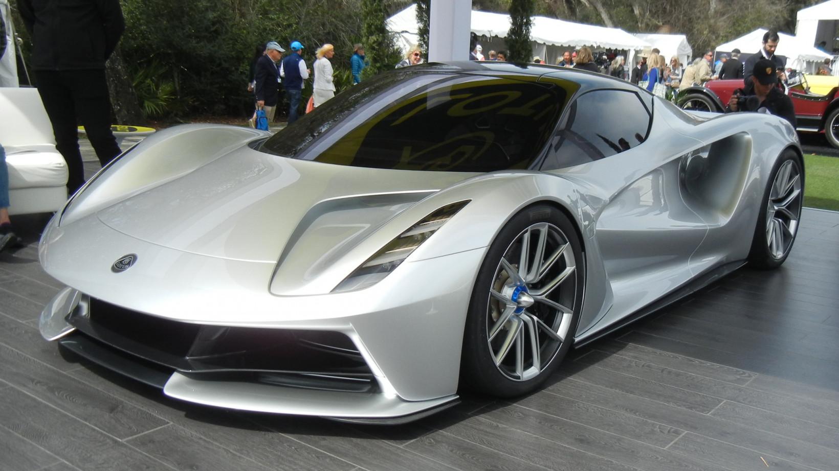 lotus, voiture, evija, futur, électrique, voiture, 2000 cv