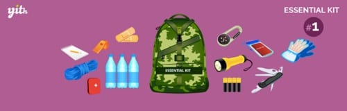 Kit essentiel YITH pour WooCommerce # 1