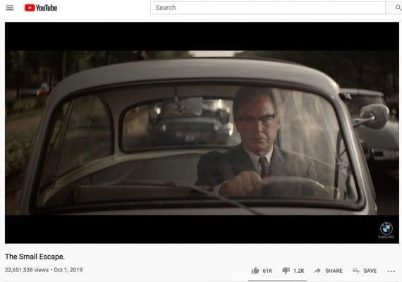 The Small Escape est un court métrage basé sur une histoire vraie. Il utilise des méthodes de production de qualité et s'adresse à un large public.