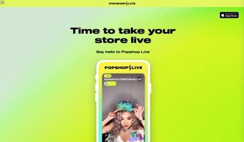 Popshop en direct