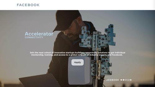Connectivité de l'accélérateur Facebook